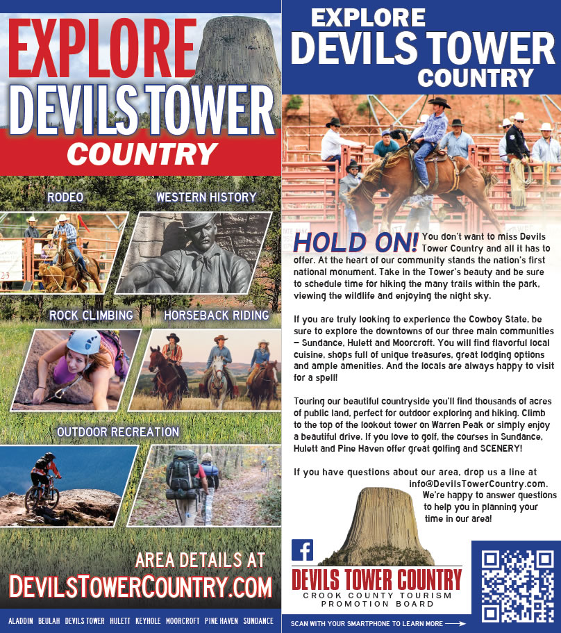 devils tower country visitors guide
