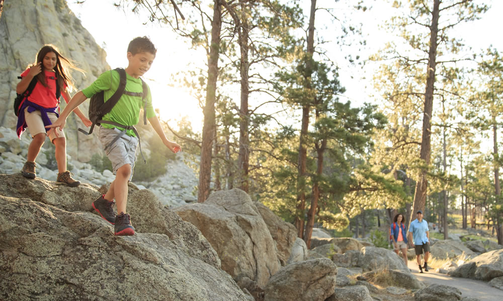 Crook County Walks & Hikes