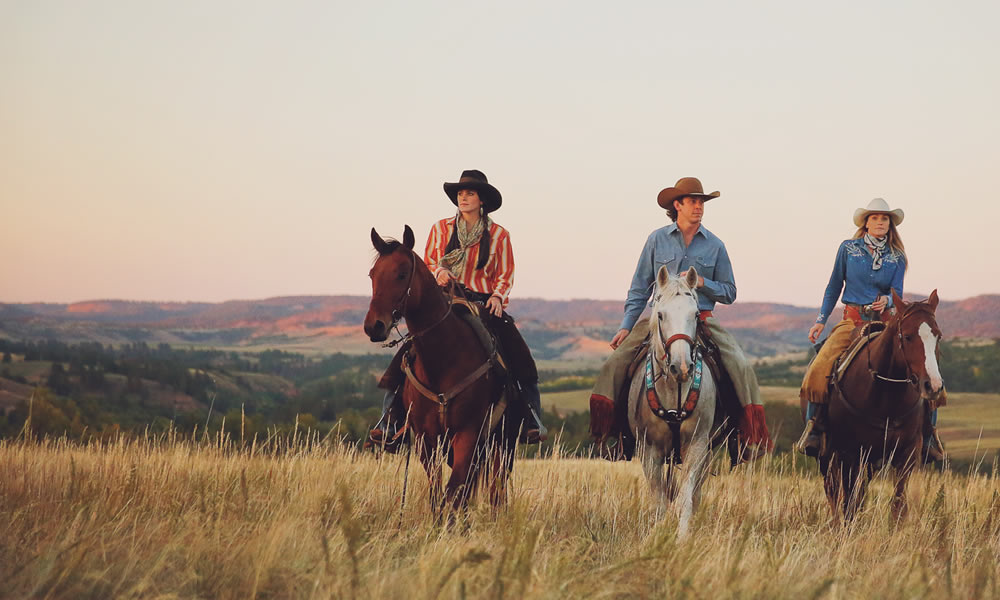 Crook County Horseback Rides