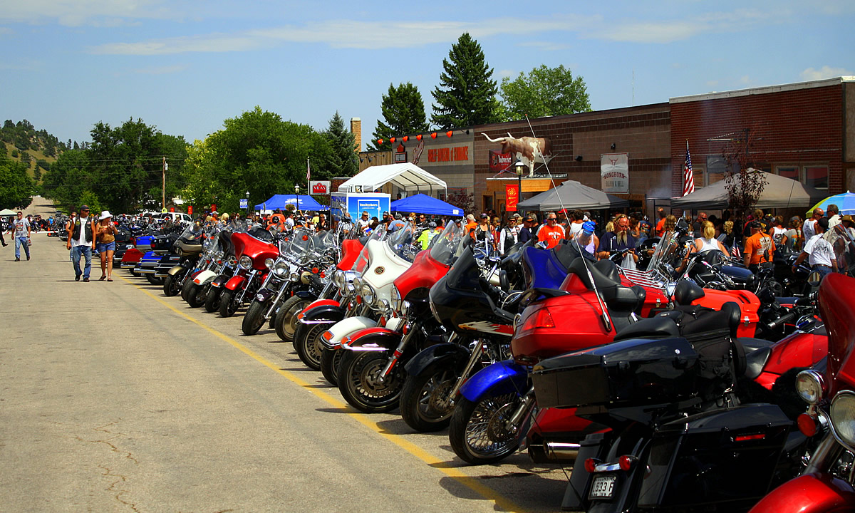 Sturgis in Crook County, Wyoming