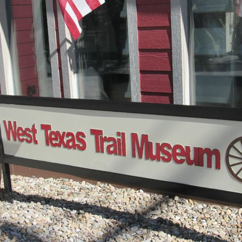 The West Texas Trail Museum